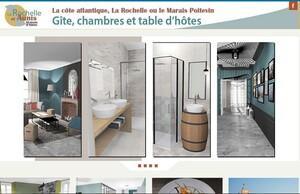 Gite et chambres d'hôtes en Charentes, près de La Rochelle