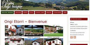 Gites ruraux Pays Basque